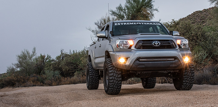 2005-2015 Toyota Tacoma Accessories & Parts | ExtremeTerrain