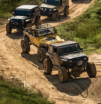 Challenge The Off-Road