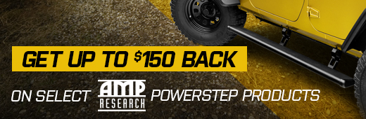 AMP Research PowerStep Rebate