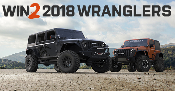 2018 jeep brochure. contemporary jeep win 2 upgraded 2018 jl wranglers in jeep brochure o