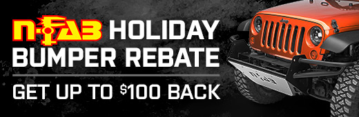 N-Fab Holiday Bumper Rebate