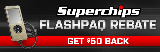 Superchips Flashpaq Rebate