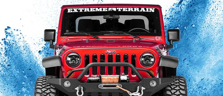 Strange 2007 2018 Jeep Wrangler Jk Accessories Parts Extremeterrain Machost Co Dining Chair Design Ideas Machostcouk