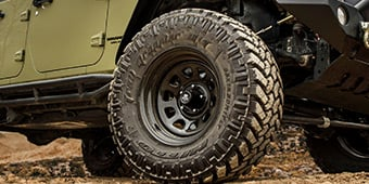 Mammoth 4x4 Wheels