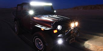 Axial Lighting