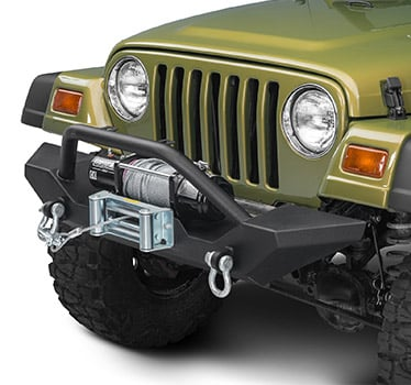 1997-2006 Jeep Wrangler TJ Accessories & Parts | ExtremeTerrain