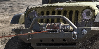 Barricade Off-Road Winches