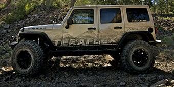 Jeep Wrangler Lift Kits  ExtremeTerrain  Free Shipping