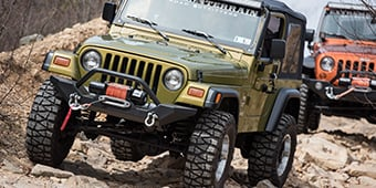 19972006 Jeep Wrangler Lift Kits  ExtremeTerrain  Free Shipping