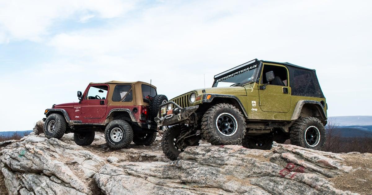 jeep wrangler parts & jeep wrangler accessories | extremeterrain