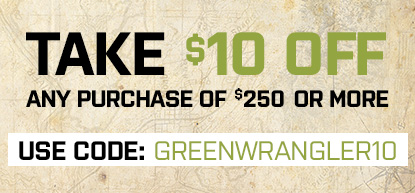 Take $10 off any purchase of $250 or More @ ExtremeTerrain.com