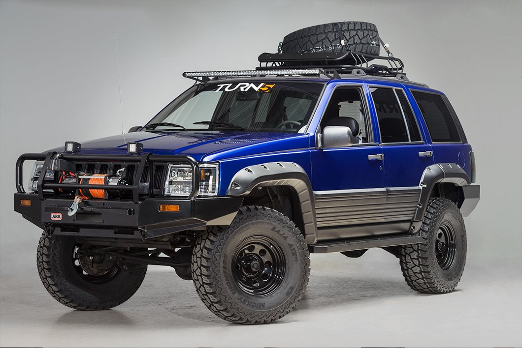 Blue Ridge Tire >> A Make-A-Wish Dream Come True: Lucas's Grand Cherokee ...