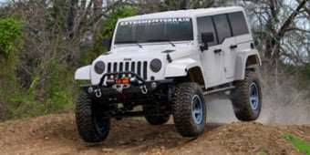 "2018 Wrangler JL Spy Shots + 2016 JK 4"" Lift & Rampage Top!"