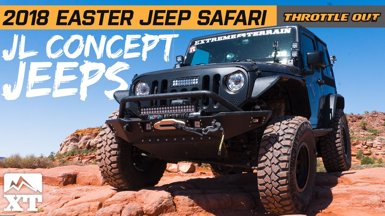 2018 Easter Jeep Safari